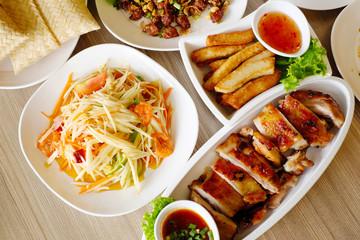 Food of Northeast Thailand
