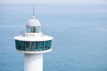 Upper level of Yeongdo Lighthouse, Busan