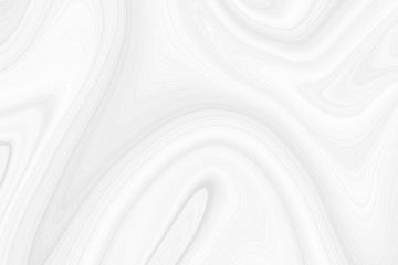 The texture of white marble for a pattern of packaging in a modern style. Beautiful drawing with the divorces and wavy lines in gray tones for wallpapers and screensaver.