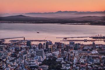 Cape Town at Sunrise