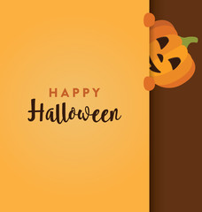 Halloween Design - Cute Template for Halloween Celebrations