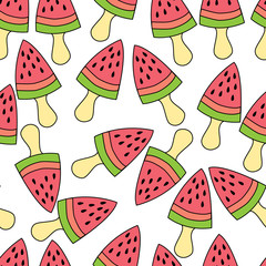Pattern. Watermelon