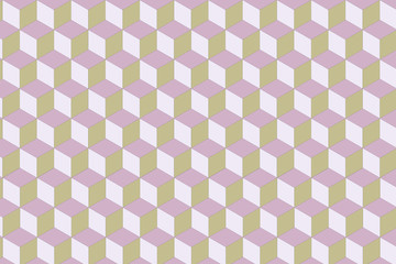 Simply geometric pattern. Copy space for your logo text and design. Abstract background