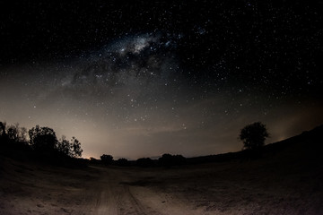 Milky Way Over Kruger