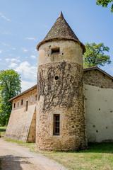 Annexe du Château d'Aulteribe à Sermentizon