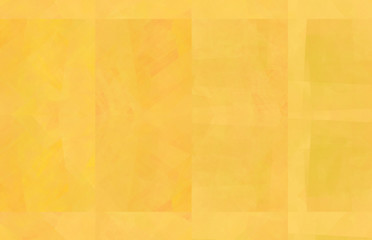 Yellow vibrant abstract texture backdrop or background.