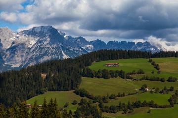 Wilder Kaiser, Österreich