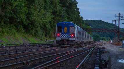 New York City Metro North Train