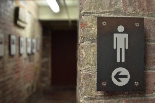 Men's Room to the Left