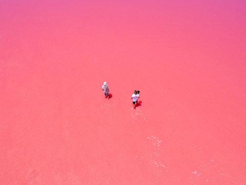 Esperance Pink Lake