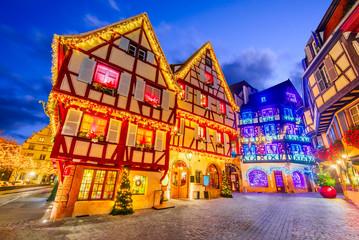 Colmar - Christmas city in Alsace, France