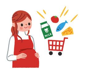 妊婦 ネット注文