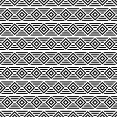 The modern abstract repeating geometrical pattern. Vector illustrations.