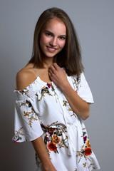 Cover Portät junge Frau