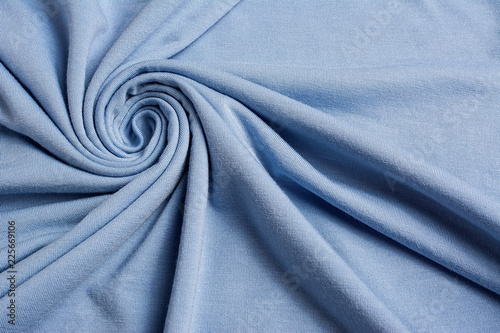 Spiral Fabric Cotton Fabric Background Material Stock Photo And