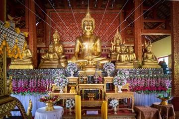 golden buddhas temple