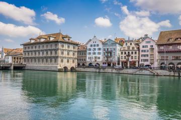 Old city of Zurich