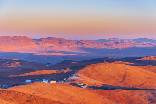 Cerro Paranal ESO Observatory