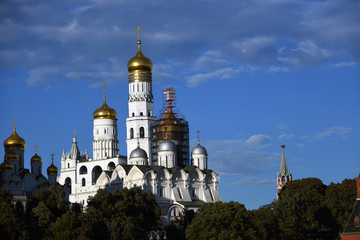 Architecture of Moscow Kremlin