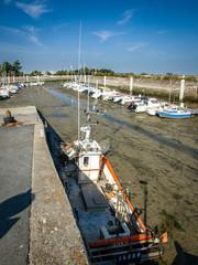 Port d'Ars en Ré,  Ile de Ré