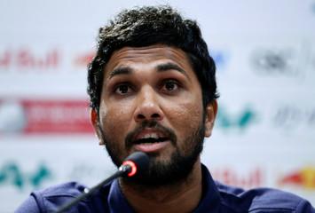 Cricket - Pre-Series news Conference - England vs Sri Lanka