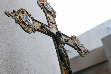 God's Watching Cross,Symbols of prayer