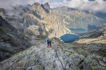 View of Tatras Mountains Poland