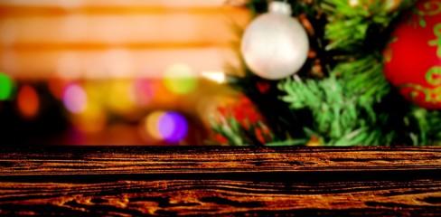 Composite image of wood planck