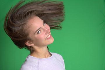 Friseur Werbung
