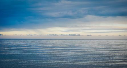 Calm on the Black Sea
