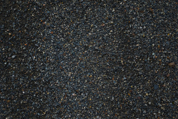 Gravel pebbles and other stones