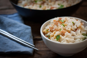 styr fry rice