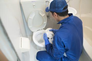 ハウスクリーニング・清掃・トイレ 便器