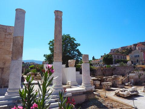 Athen - Agora
