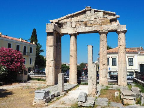 Athen - antike Sehenswürdigkeit