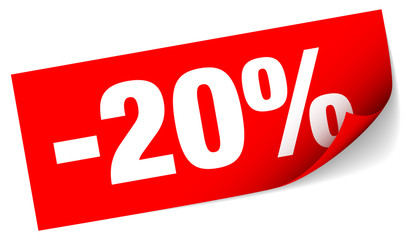 Sticker Sale -20%