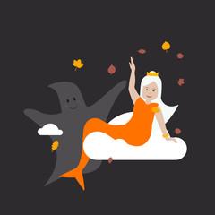 Halloween Nixe