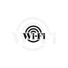 Wi-Fi vector icon