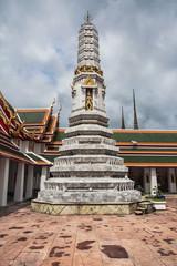 Phra Prang at Wat Pho