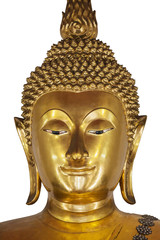 Buddha Chinnaraja Isolated