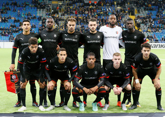 Europa League - Group Stage - Group K - Astana v Stade Rennes