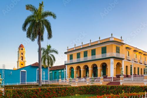 Museo Romantico.View Of Romance Museum Museo Romantico Plaza Mayor Trinidad