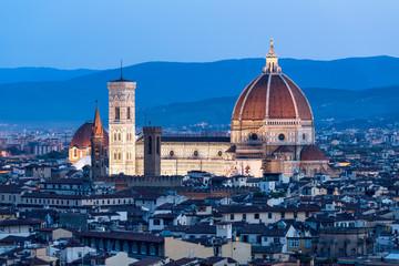 Fotomurales - Kathedrale Santa Maria del Fiore, Florenz, Italien