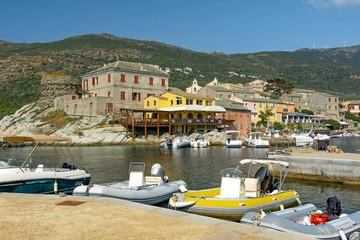 Centuri, port, Corse,