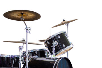 drum isolated