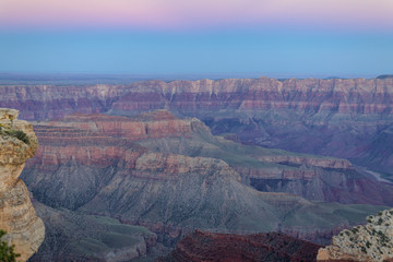 Cape Royal East View - Grand Canyon National Park