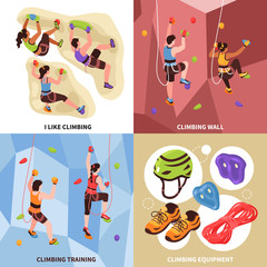 Climbing Gym Design Concept