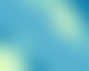 winter abstract blue background