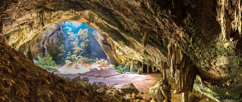 Royal pavilion in Phraya Nakorn cave