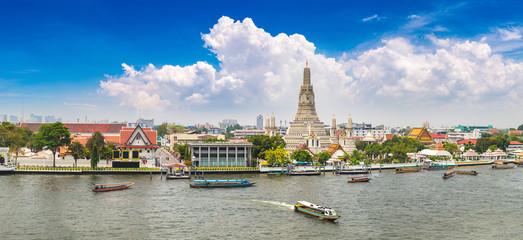 Poster Bangkok Wat Arun Temple in Bangkok